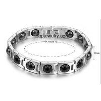 The Steel Bracelet --the of beauty and health care