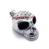 The new fashion stainless steel jewelry pulp Lou head pendant