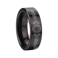 Knife not spend tungsten steel anti-abrasive ring wholesale