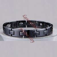 Space ceramic antifatigue and radiation-proof bracelet