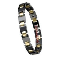 Anti-fatigue and radiation space porcelain bracelet