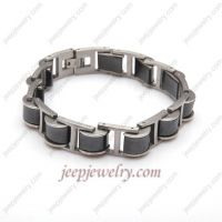 Personality cool stylish stainless steel bracelet