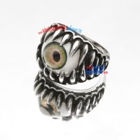Big Eye Stainless Steel Jump Rings