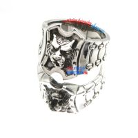 Tiger Head Wide Ring Fashion Jewelry Online