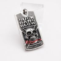 Hot-sale fashion scare skull jewelry pendant for necklace and bracelet