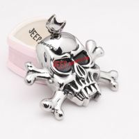 Man\\\'s punk style fashion 316 stainless steel pendant