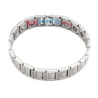 Holy stainless steel qualified bracelet
