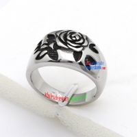 Classic Rose Heart -shaped Leaves Jewelry for Women