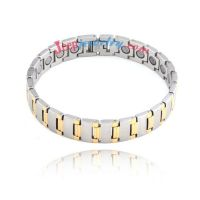 The regular style beautiful stainless steel bracelet