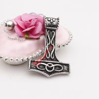 Halloween fashion and retro jewelry necklace and bracelet pendant