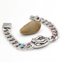 Charming Sea World Bracelet Steel Jewelry Wholesale