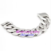 Cool Style of Dazzle Fashion Silver Chain Design Stainless Steel Friendship Bracelets