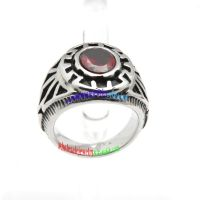 Antique stainless steel ring excellent quality comfort band