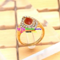 The Ring with the Big Ruby, Make You Become the Center of Attention