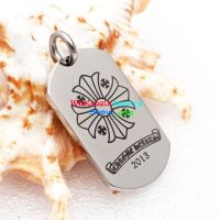 The Fashionable and Charming Stainless Steel dag tag Pendant for the Special You