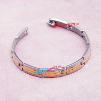 You can be the fashion guy only when you want to change and decorate yourself by magic stainless steel bracelet