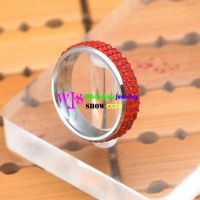 Red Color Ring, the Special Color to Show Your Great Passion for Her or Him