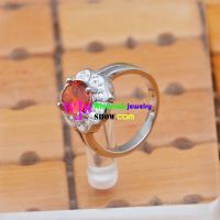 Fabulous Ring! Achieving Attractive, Confidence and Beauty, Receiving A Beautiful Life