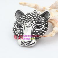 Stainless iron casting tiger king lovely long time wear any-match pendant