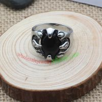 Special shape of ring made of stainless steel