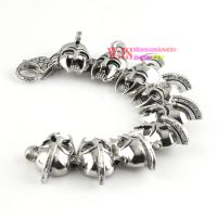 Funny shape of bracelet & made of stainless steel