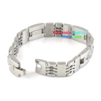 2014 link chain stainless steel bracelet new design classic bicycle chain Antirust bracelet