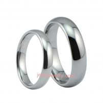 Lovers ring tungsten gold ring from female of male
