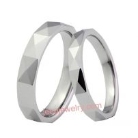 Lovers ring a pair of tungsten gold ring buddhist monastic discipline couples men and women adorn ar