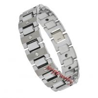 Anti-fagigue and radiation magnetic tungsten bracelet