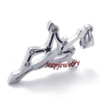 Sagittarius pendant stainless steel jewelry stainless steel cross constellation pendant