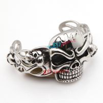 Magic & Cool Skull Bracelet Wholesale Steel Jewelry