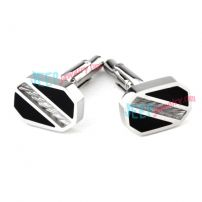 Special Sign Stainless Steel Cufflinks Jewelry Precious Semi Stone Wholesale