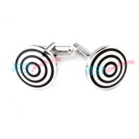 Wave Board Candy Stainless Steel Cufflinks Wholesale Jewelry China