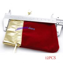 Cheap Fashionable hot sale quality velvet jewelry bag different size&color