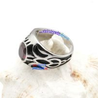 Aristocratic Stainless Steel Rings-The Perfect Combination of Fashion and Classic