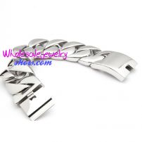 Special Style Notable Fishtail Design Stainless Steel Nomination Bracelets Charm