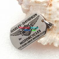 cool quality stainless steel Motorcycles pendant Harley-davidson pendant