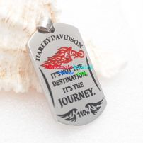 The Best Present – Stainless Steel Pendant for Your Sweetheart