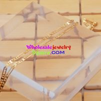 gold chain necklace especially for men