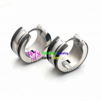 A Distinctive earring at The Style of Coffee Made of the Material of Stainless Steel