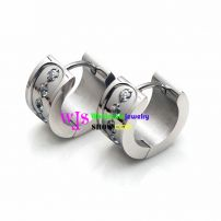 Lucky, A Special Earring Made of Stainless Steel is suitable for Girl