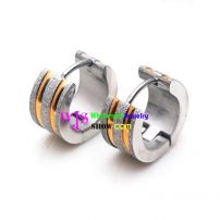 Kelp, a Earring Made of Stainless Steel Which is suitable for All
