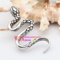Stainless Steel moving vivid detailed capture delicate neat and simple snake