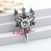 The slap-up design fashionable pendant decoration crystal pendant