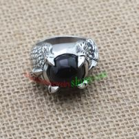 The ring with special design & made of stainless steel
