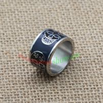 Brief and useful ring & made of stainless steel