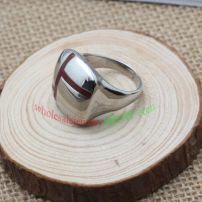 Special brief ring & made of stainless steel