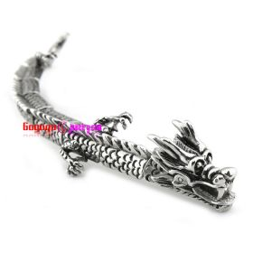 Men's cool dragon bracelet dashing design for fashion people the best gift for boyfriend