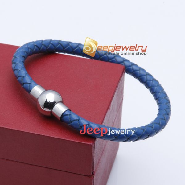 generous fashion blue cortex bracelet