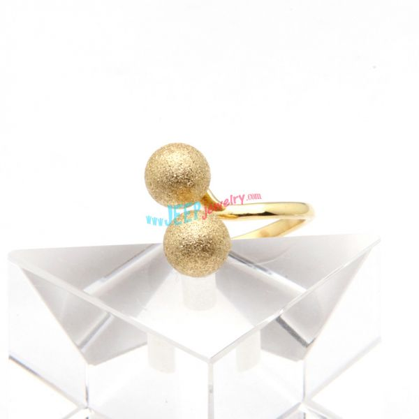 the whole gold ball shape stainless steel